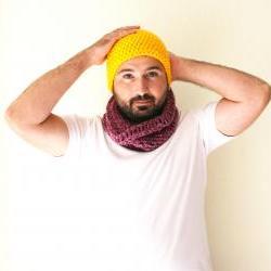 Crochet Hat Unisex